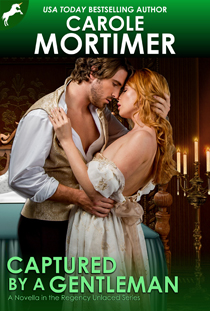 carole mortimer's captured by a gentleman