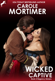 carole mortimer's Wicked Captive
