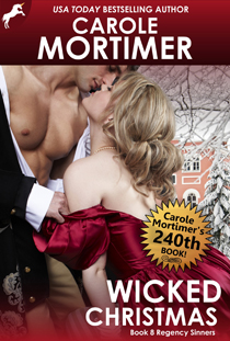 carole mortimer's wicked christmas