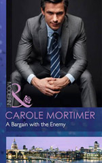 carole mortimer's A Bargain With The Enemy
