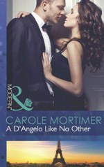 carole mortimer's A D'Angelo Like No Other