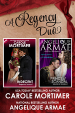 carole mortimer's a regency duo