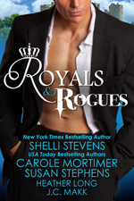 carole mortimer's royals and rogues