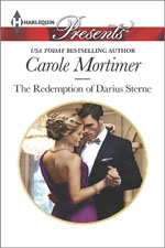 carole mortimer's the redemption of darius sterne
